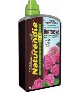 Engrais spécial Hortensias, rhododendron...