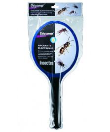 Raquettes électrique contre les insectes volants