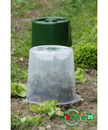Cloches Modul'o 35 opaque à blanchir (lot de 3 )