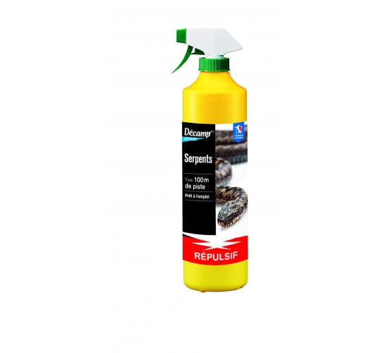 Répulsif serpent spray 1l