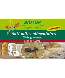 Mite alimentaire 4 diffuseurs