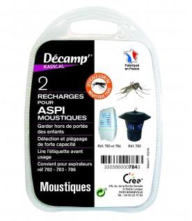 Attractif aspirateur à moustiques
