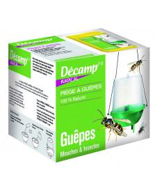 Piège à guêpes, mouches et moustiques