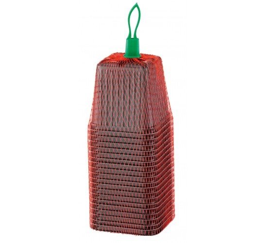 20 pots plastique 7 cm carré