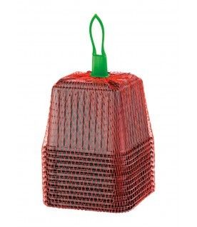 12 pots plastiques 9 cm carré