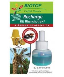 Phéromone charancon rouge du palmier  longue durée pour Kit Rhynchotrak