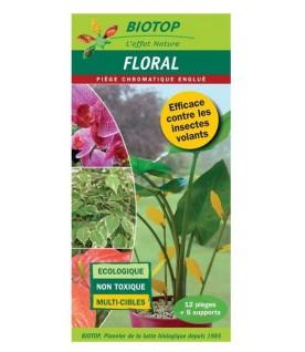 Piège Floral chromatique englué