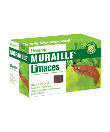 Anti-limaces Pierre de lave