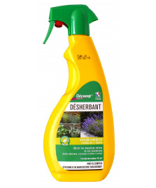 Désherbant écologique flacon de 500 ml