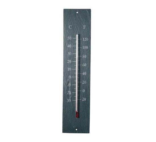 Thermomètre en schiste