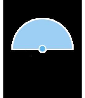 Arroseur avec piquet VARIO-JET