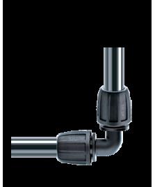 "Permet de raccorder 2 tuyaux 1/2"" (13 - 16 mm)."