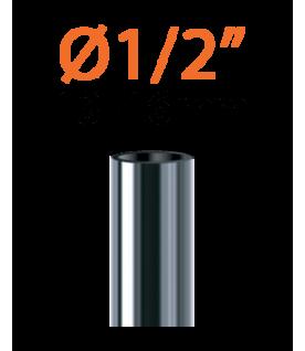 """Coude fileté 1/2"""" (15 - 21 mm)"""