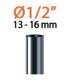 "Robinet d'arret tuyaux 1/2"" (13 - 16 mm)"