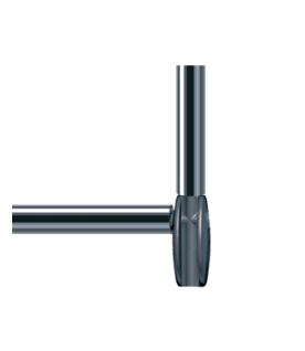 "Coude 90° tuyau capillaire 1/4"" (4 - 6 mm)"