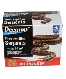 Répulsif serpents granulés