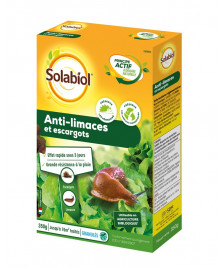 Anti-limaces et escargots