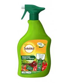 Insecticide insectes fruits et légumes - prêt-à-l'emploi