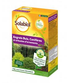 Engrais buis, conifères et arbustes d'ornement