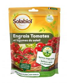 Engrais tomates et legumes fruits