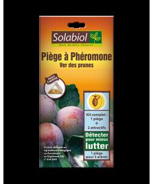 Piège à phéromone ver des prunes