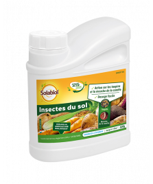 Insecticide insectes du sol