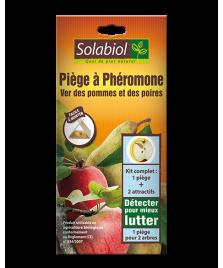 Piège à phéromone vers des pommes