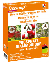 Phosphate Diammonique contre la mouche des fruits
