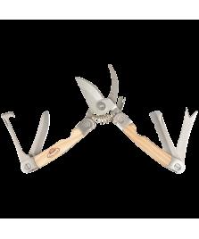Sécateur Multi-outils inoxydable
