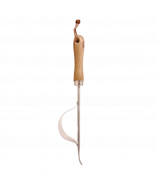 Arrache-racines inoxydable
