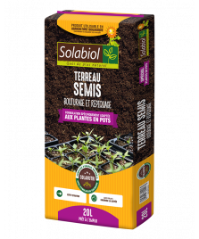 Terreau semis - Bouturage et Repiquage 20L