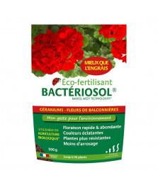 Bactériosol géraniums et fleurs de balconnières 500g
