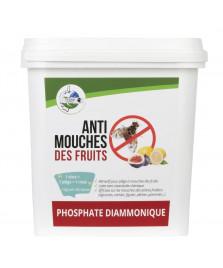 Phosphate diammonique 2 kg mouches des fruits