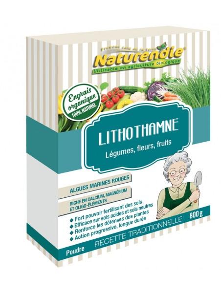 Engrais à base d'algue ( Lithothamne )