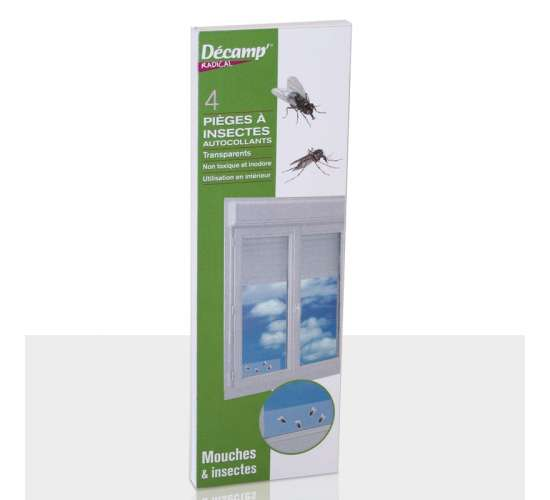 Pièges à mouches et à insectes