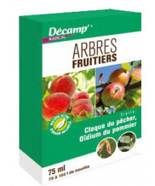 Fongicide arbres fruitiers