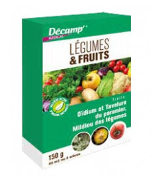 Maladies légumes et fruits - BICARBONATE DE SODIUM