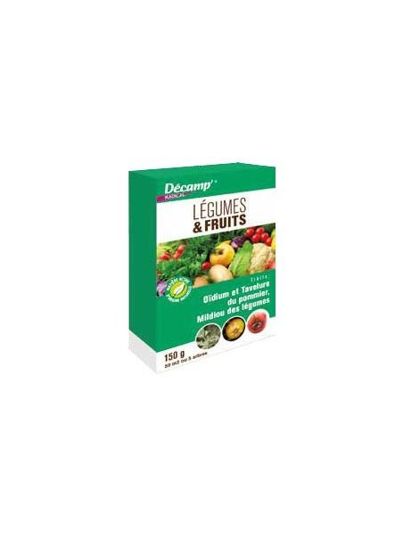 Fongicide pour légumes et fruits