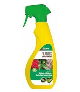 Fongicide pour plantes d'ornement