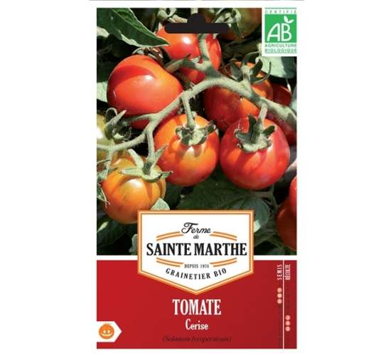 Graines de Tomate Cerise AB