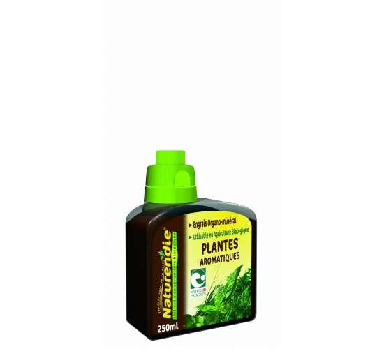 Engrais plantes aromatiques