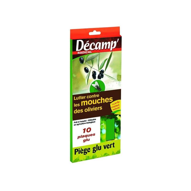 Pi ge glu contre la mouche de l 39 olive - Insecticide mouche de l olive ...