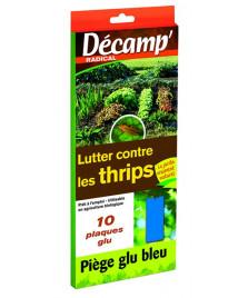 Piège à glu contre les thrips