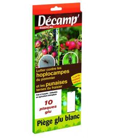 Piège à glu pour protéger pommier et fraisier
