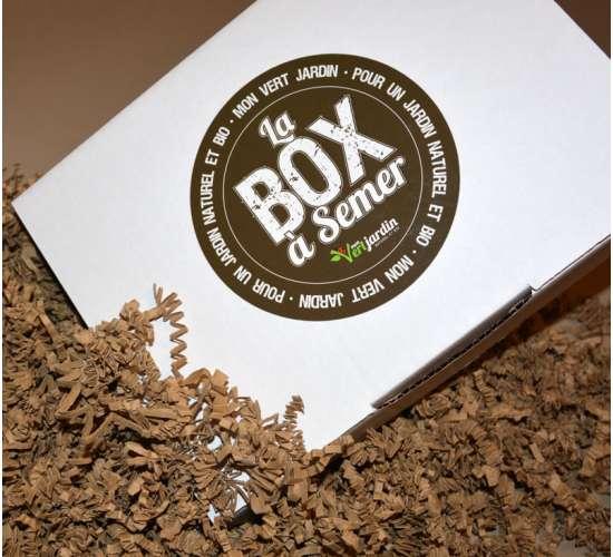 Box à semer aout au potager