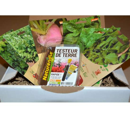 Box à semer de Septembre