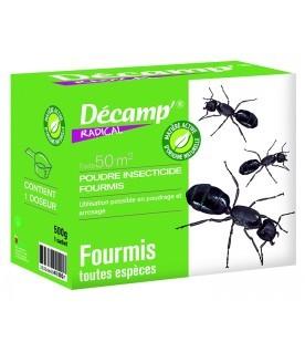 Poudre anti-fourmis toutes espèces
