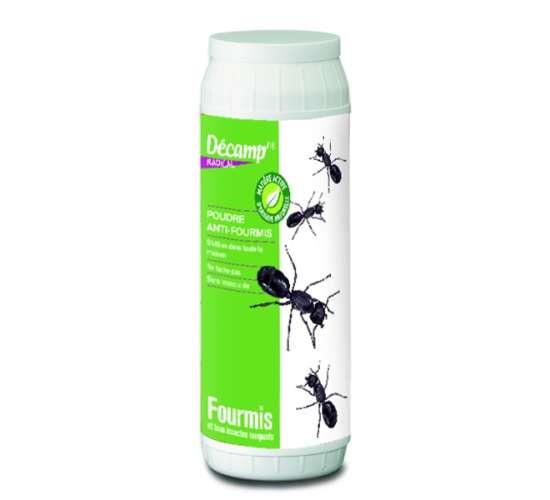 Poudre anti-fourmis et insectes rampants