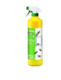 Muraille à insectes rampants et volants