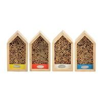 Maison abeilles solitaires